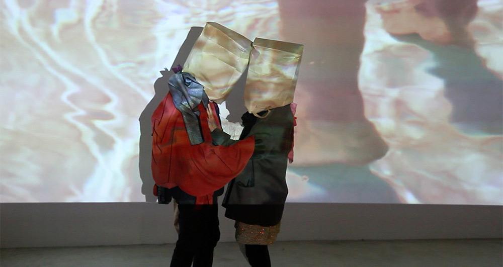 les lundis de la performance by Elodie Lachaud