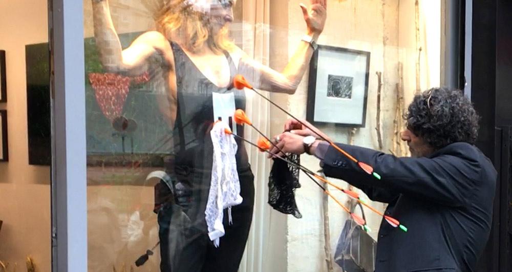performance en matière d'évolution Galerie Umcebo