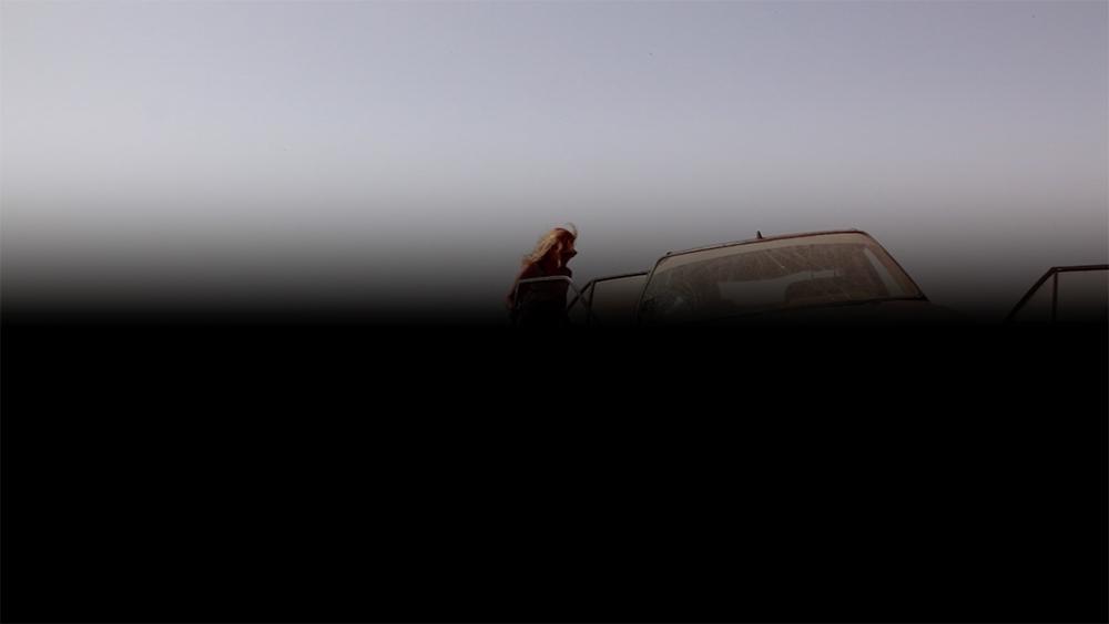 Desert de voiture au Maroc