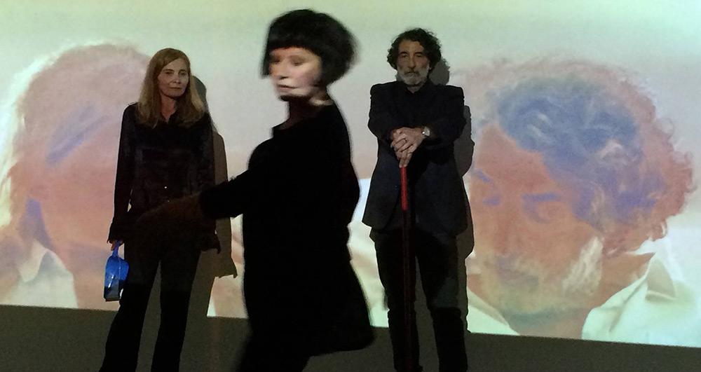 Performance en matière d'illusion avec Guesch Patti