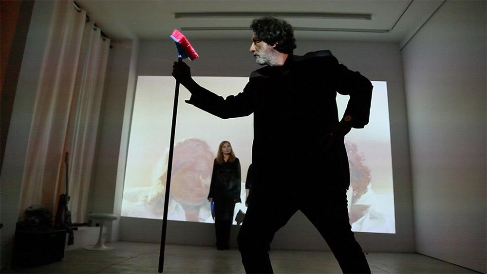 Performance en matière d'illusion Rue française