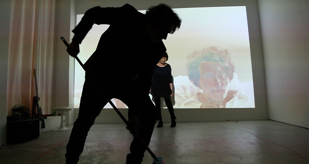 Les lundis de la performance curated by elodie lachaud