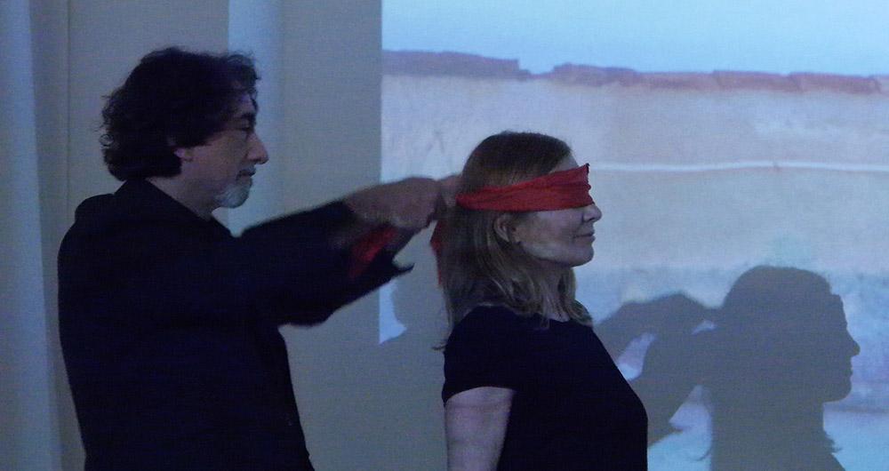 performance Elodie Lachaud et Davide Napoli
