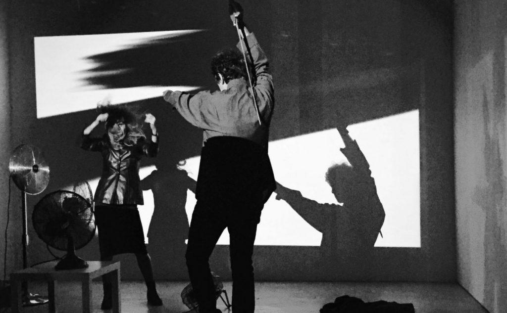 Les lundis de la performance, galerie rue française