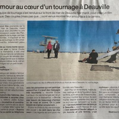 ouest France 02/06/2021