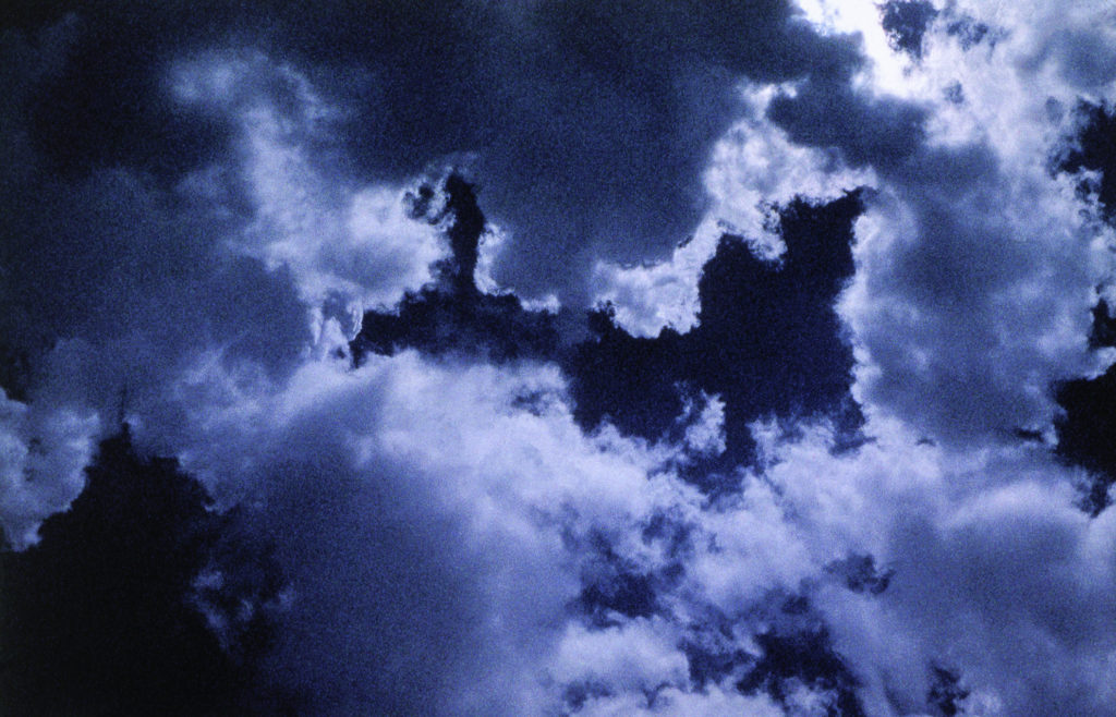 photo d'art de ciel venezuelien