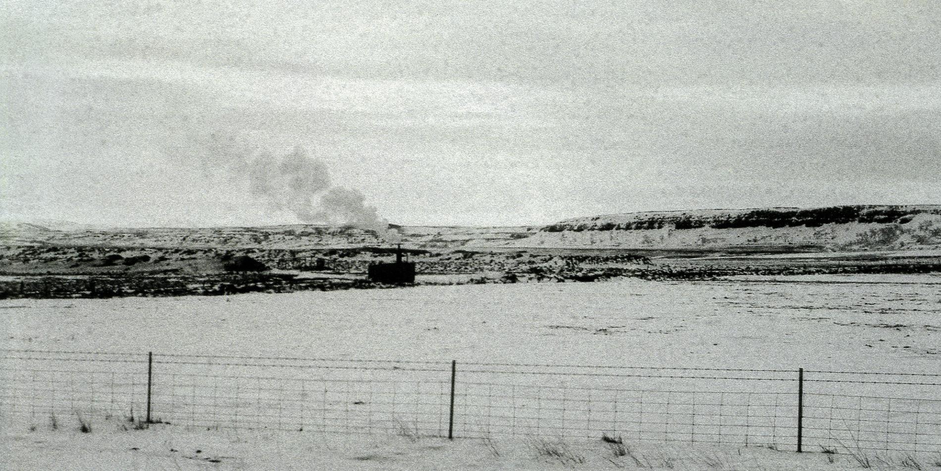 photographie argentique d'islande